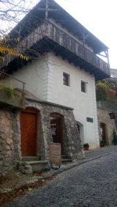 Katov dom, Trenčín