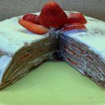 palacinková torta pre deti